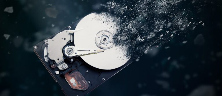 trends in data destruction
